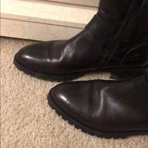 napoleoni Shoes - Ankle leather boots